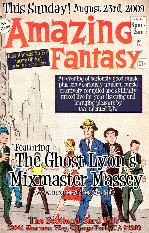 Amazing Fantasy Poster small