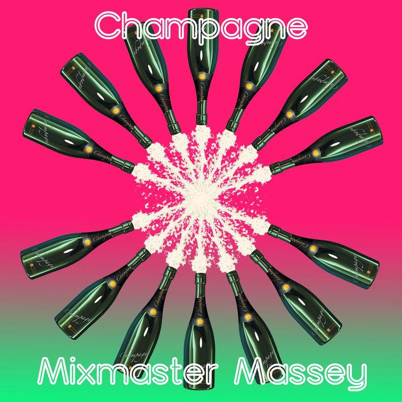 Champange cd cover