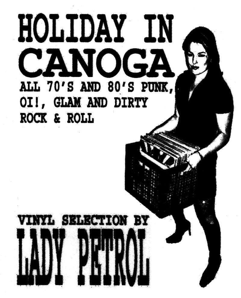 Lady Petrol mix Cover