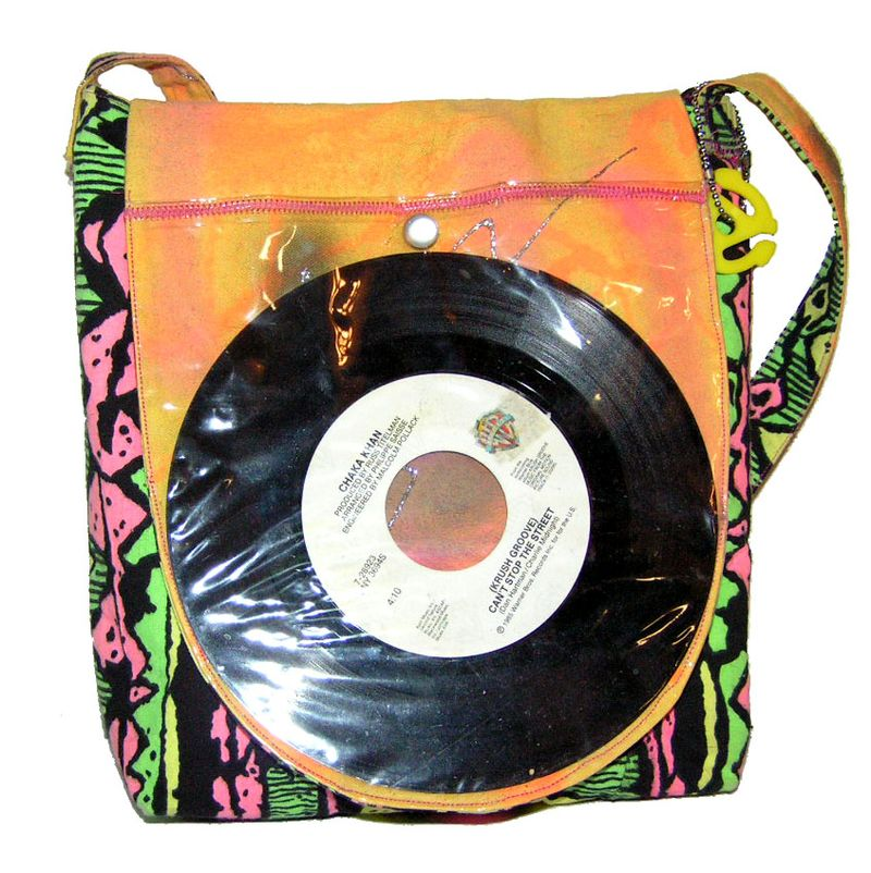 Krush Groove Bag Front