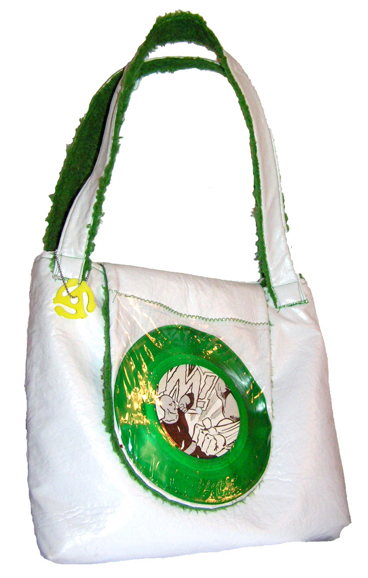 Swamp Zombie Bag Front