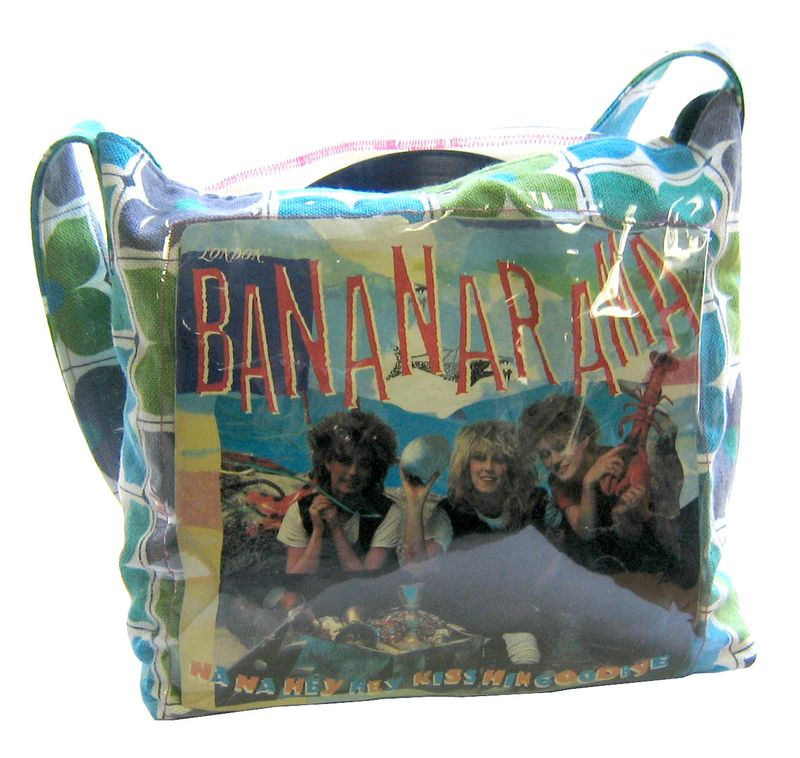 Bananarama bag back