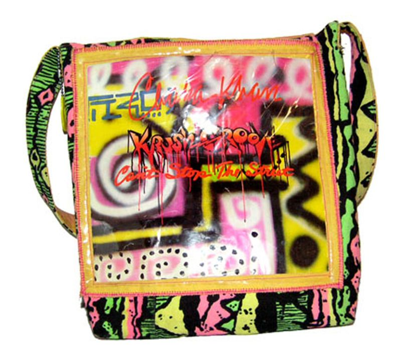 Krush Groove Bag back
