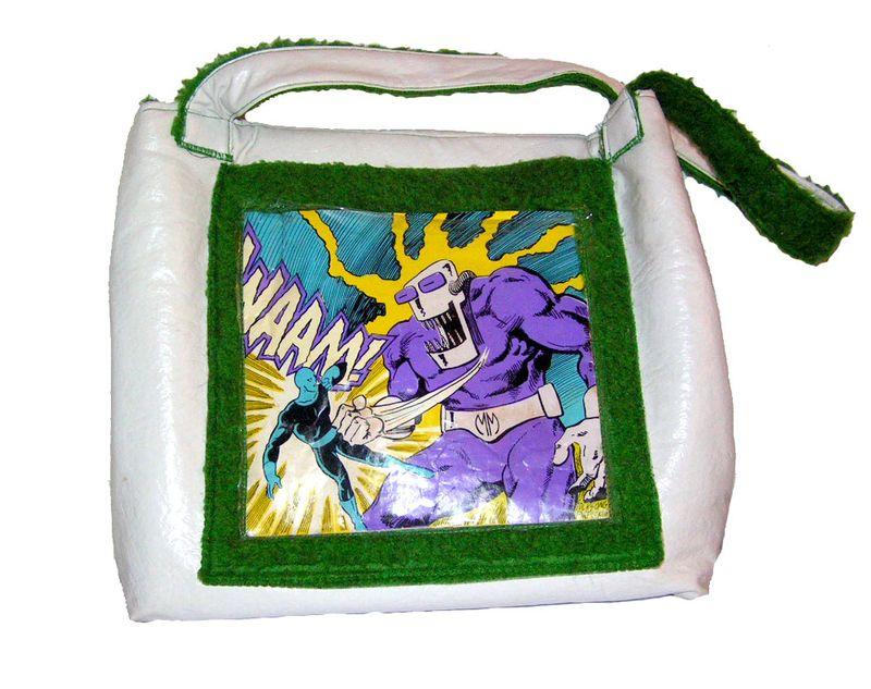 Swamp Zombie Bag Back