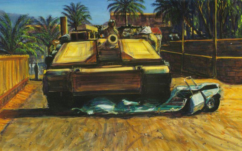 Knowlton tank