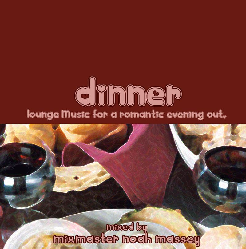 Dinner CD Cover web