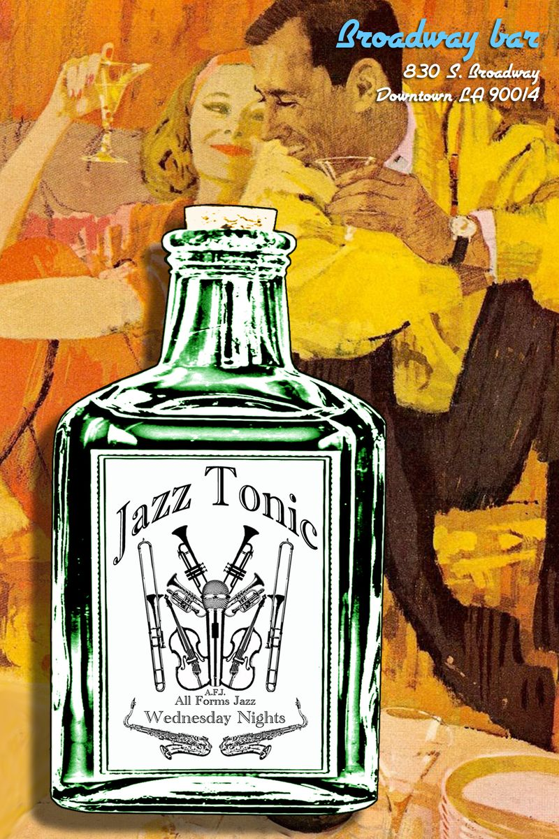 Jazz Tonic 1
