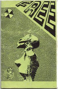 Free fanzine cover