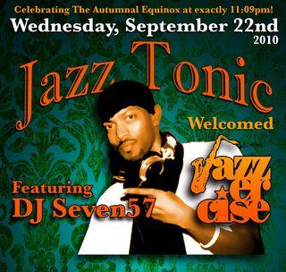 Seven57 live at jazz tonic