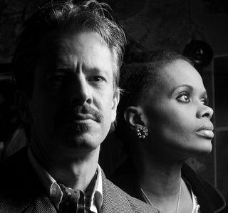 Richard E & Annabel (lee) headshots