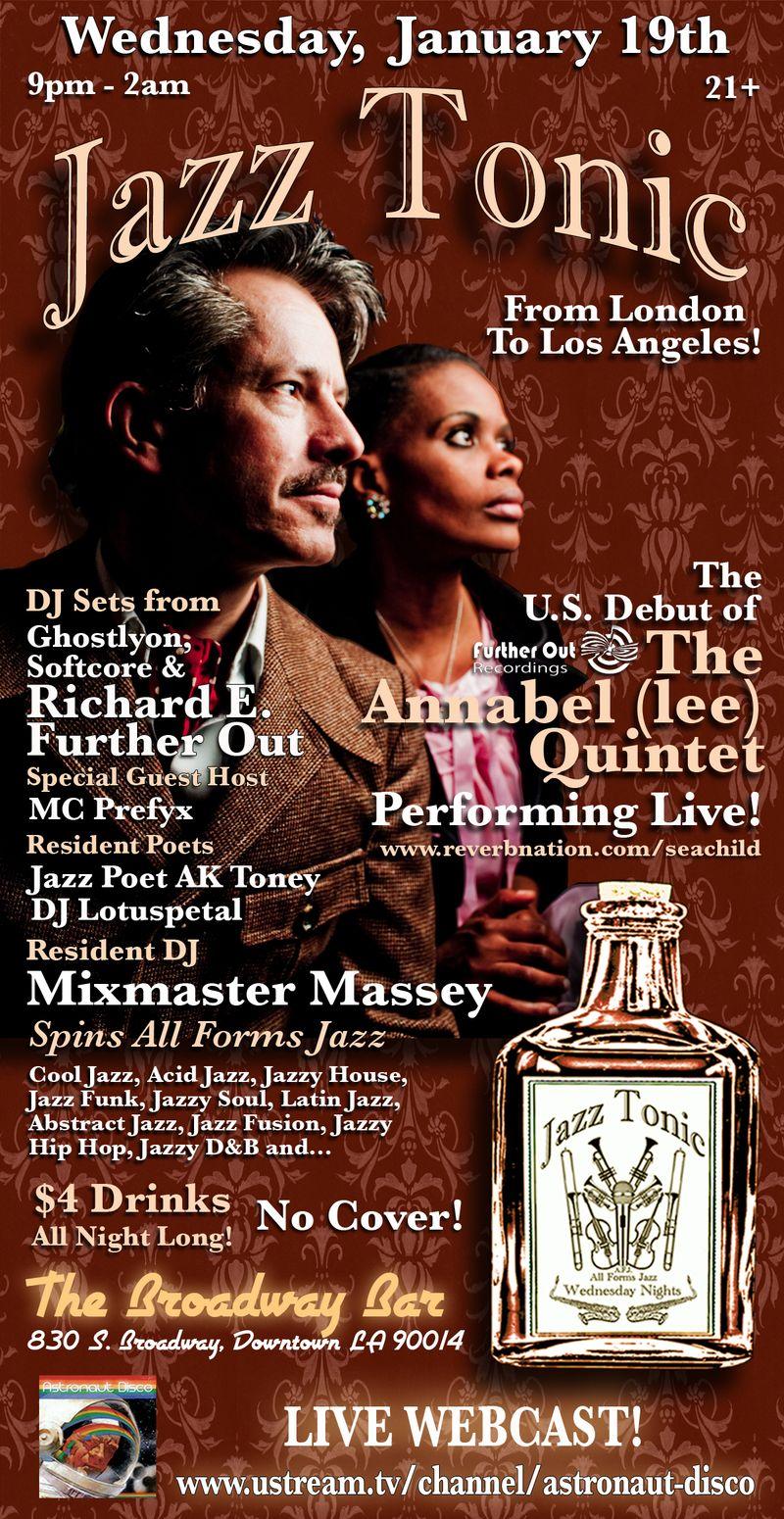 Jazz Tonic Flyer 1.19.11