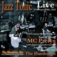 Live at jazz tonic prefyx and handroids 2.16.11 mix cover