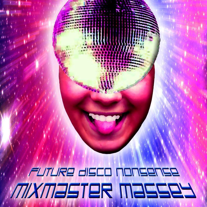 Future Disco Nonsense CD Cover darker