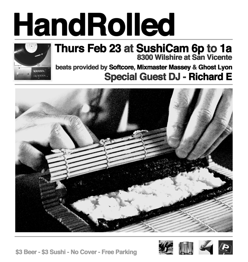 Hand-rolled