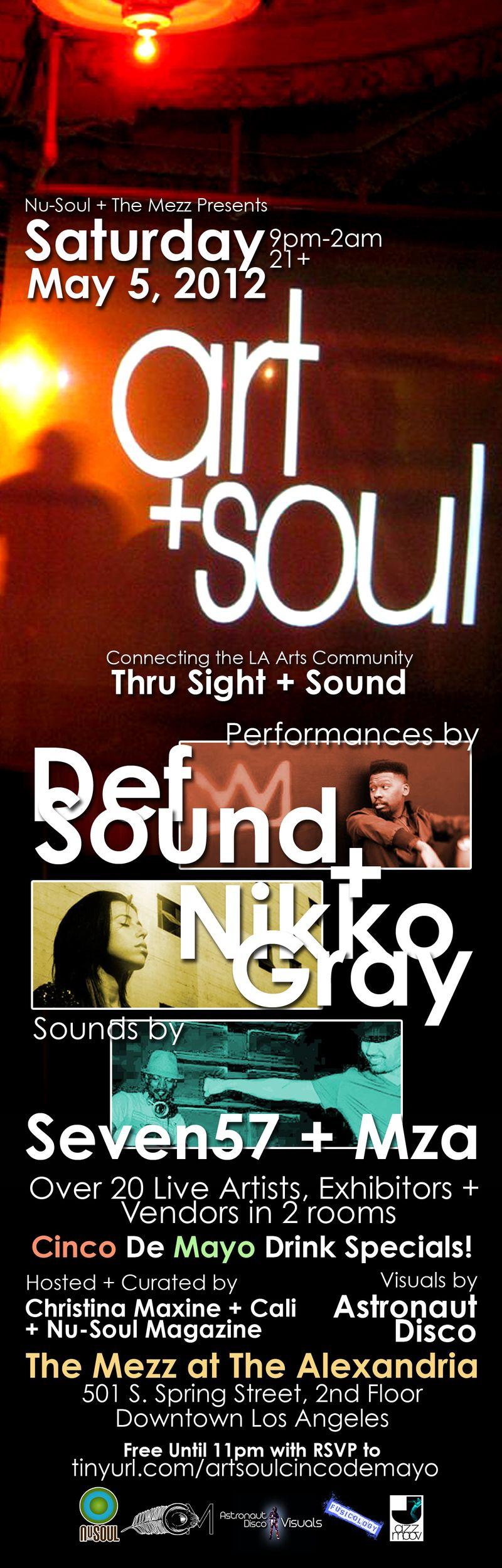 Art + Soul digital flyer final