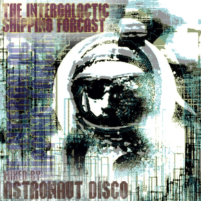 The Intergalactic Shipping Forcast Cover