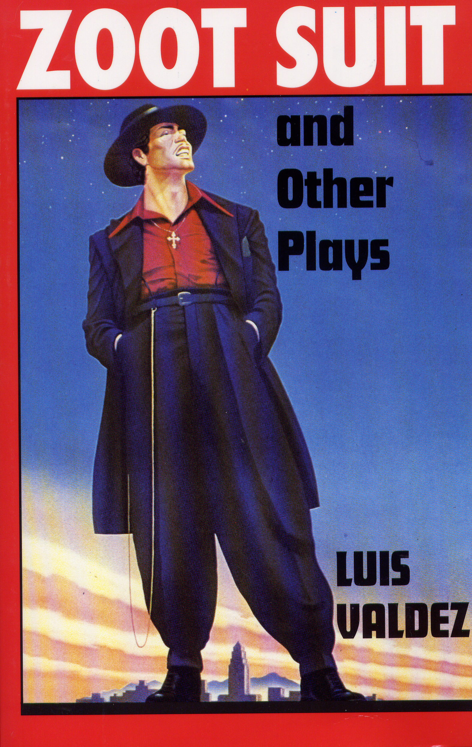 Essay on the zoot suit riots of la
